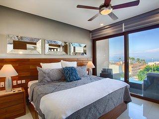 Top Floor 1 Bedroom with Ocean View at Nayri Life & Spa
