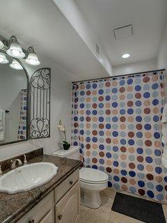 Full Bathroom #2 (downstairs)