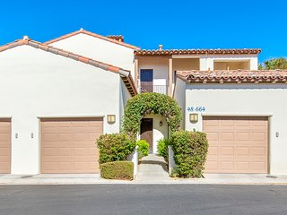 Luxurious 2Bd/Ba Villa near Clubhouse -Lower L64