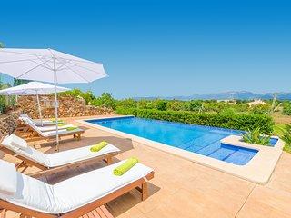 ES MOYÀ DES PINS - Villa for 8 people in Muro