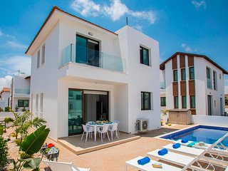 3 Bedroom Villa in Protaras