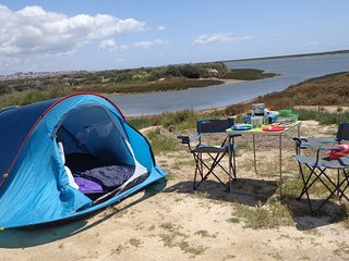 Rent-A-Tent + Camping Equipment: Travel Freely!