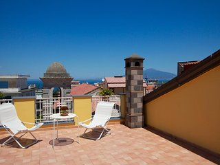 Sorrento centre - sea view 1