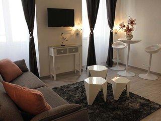 Studio 28m2 rénové Cannes Centre 200m du Palais des Festivals et des Plages