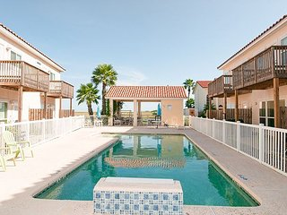 Canal-Side 3BR w/ Pool & Private Boat Slip – Walk to Beach!