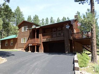Ponderosa Home Mountain Getaway
