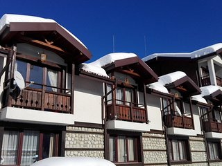 Mountain Residence Complex. Two Bedroom Apartment. 90m2.