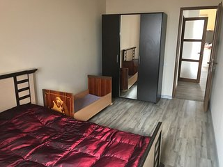 Spacious apartment in Yerevan A
