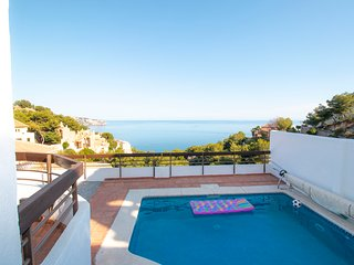 Pool villa with stunning sea view - Casa Mirador lll