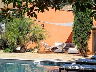 5 bedroom Villa in Saint-Thibéry, Occitania, France : ref 5682459