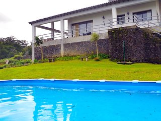 Spacious property with pool access