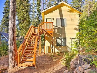 NEW! Apartment w/Grill in Yosemite National Park!