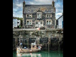 The Bait House, Portpatrick Harbour