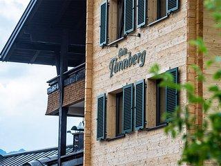 Erholung in luxuriösen Apartments mit traumhaftem Alpenblick in zentraler Lage