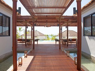 Paradise Oceaview Pool Villa on Koh Rong!