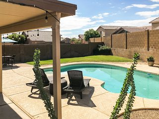 Spacious Phoenix Area Escape w/ Private Pool Patio