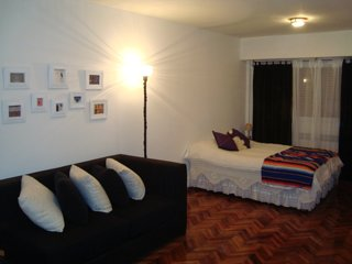 Studio in Recoleta fully equipped