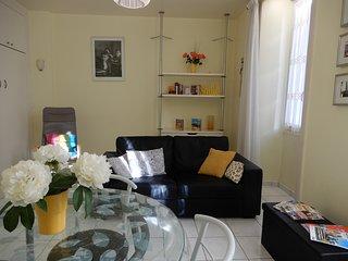 Appartement familial port Nice entre mer/centre-ville - NOEL des maintenant
