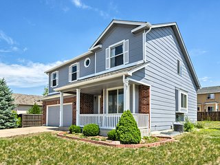 NEW! CO Springs Home-15 Min from Air Force Academy
