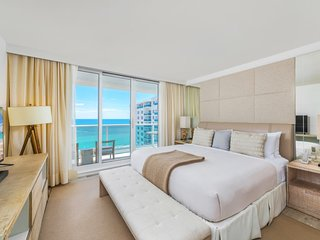 3/3 Direct Ocean 5 Star Condo Hotel Miami Beach Best location - 1544