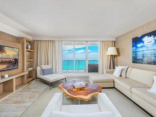 Luxurious Condo Hotel 3/3 Oceanfront Unit 1544