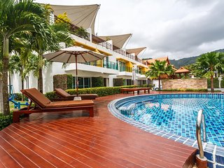 AP33 - Kamala holiday home with pool, gym and kids playground