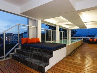 The Quarter 301 - Luxury Surin 3 bedroom apartment private pool