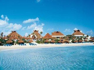 luxurious Terrace Bahia Principe Resort two bedroom condominium in Akumal