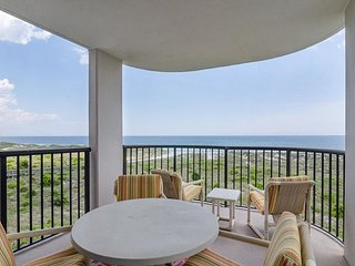 Decadent Wrightsville Beach condo overlooking the beach