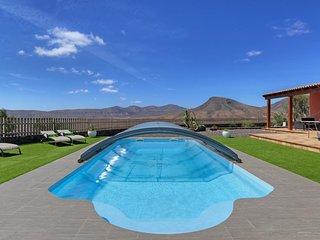 4 bedroom Villa in Tetir, Canary Islands, Spain : ref 5682607