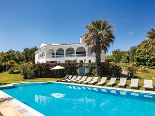 9 bedroom Villa in Poco Barreto, Faro, Portugal : ref 5682593