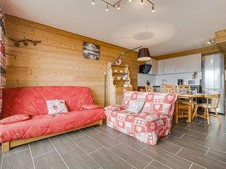 2 bedroom Apartment in Fontcouverte-la Toussuire, Auvergne-Rhône-Alpes, France :