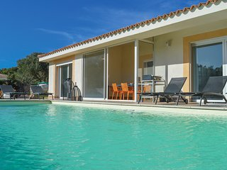 4 bedroom Villa in Sant'Amanza, Corsica Region, France - 5682599