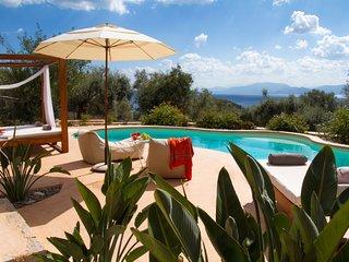 Luxury Villa with Sea Access - Amapola Villas  - Agapi