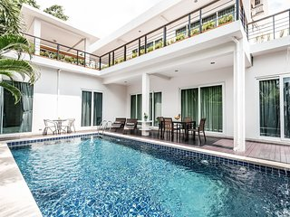 Luxury 5br Pool Villa +FREE Sport & SPA Center_td6