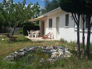 Villa 3 chambres entre Arcachon et le Cap-Ferret
