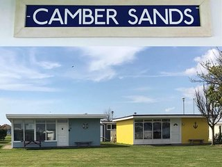 Holiday Chalet - The Beach Huts - Camber Sands