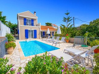 3 bedroom Villa in Markantonata, Ionian Islands, Greece : ref 5680769