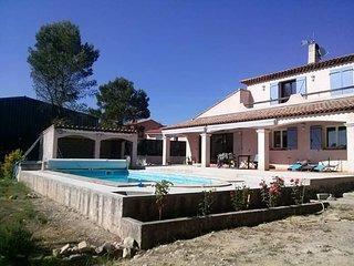 Villa 140m2 avec piscine