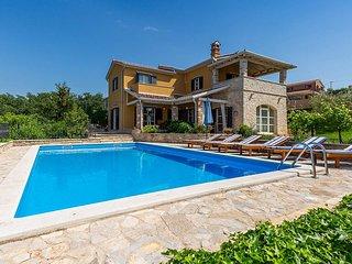 4 bedroom Villa in Jasenovica, Istarska Zupanija, Croatia : ref 5426321