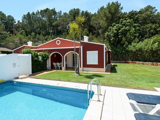 3 bedroom Villa in Cala Galdana, Balearic Islands, Spain : ref 5682742