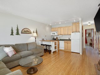5 Minutes to Skiing★Walkable Downtown Hi Haus Condo
