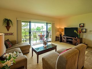 Alii Kai 8H-top floor corner, ocean view, pool, hot tub, BBQ, free parking