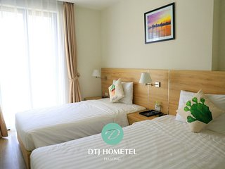 Twin Room #1 DTJ Hometel