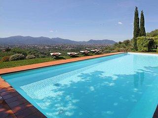 6 bedroom Villa in Segromigno in Monte, Tuscany, Italy : ref 5683435