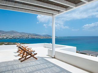 Seafront Luxury 3- bedroom Villa with Private Pool