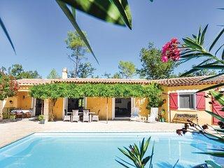 3 bedroom Villa in Les Saquetons, Provence-Alpes-Cote d'Azur, France : ref 56705