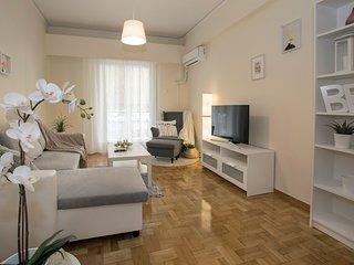 Comfy apartment in Koukaki-Athens