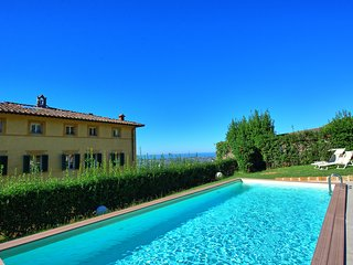 7 bedroom Villa in Camaiore, Tuscany, Italy : ref 5242045