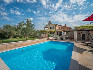 4 bedroom Villa in Vodnjan, Istria, Croatia : ref 5557837